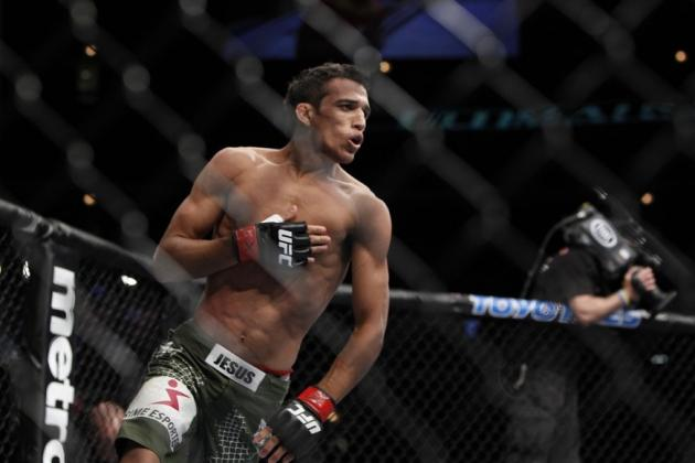 TUF Live Finale: What We Learned from Jonathan Brookins vs. Charles Oliveira