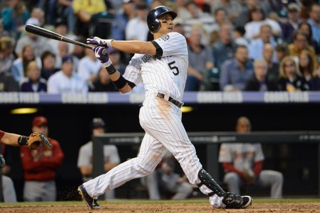 Colorado Rockies Carlos Gonzalez Should Be a Favorite for the MVP Voting