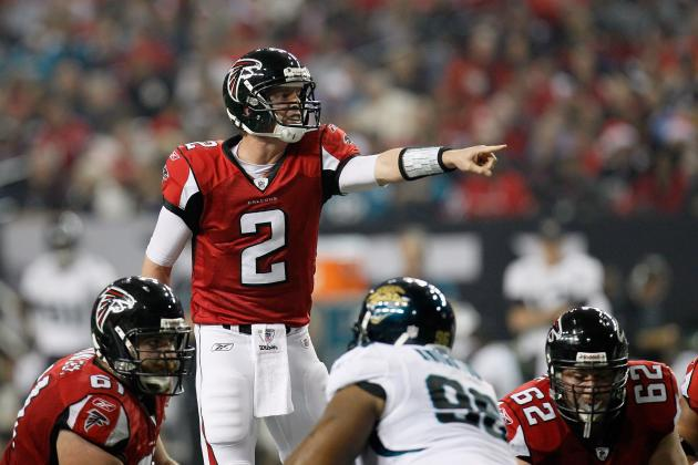Matt Ryan: Atlanta Falcons QB Poised for a Breakout Year in 2012