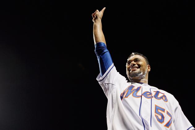 Johan Santana Throws No-Hitter, First in New York Mets History