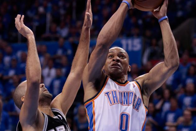 Russell Westbrook May Be Oklahoma City Thunder's Achilles Heel