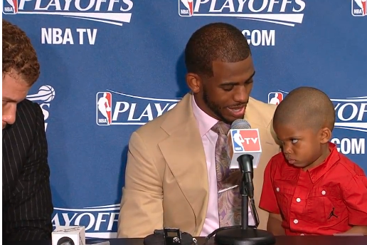 NBA Playoffs 2012: The Best Off-Court Moments Thus Far