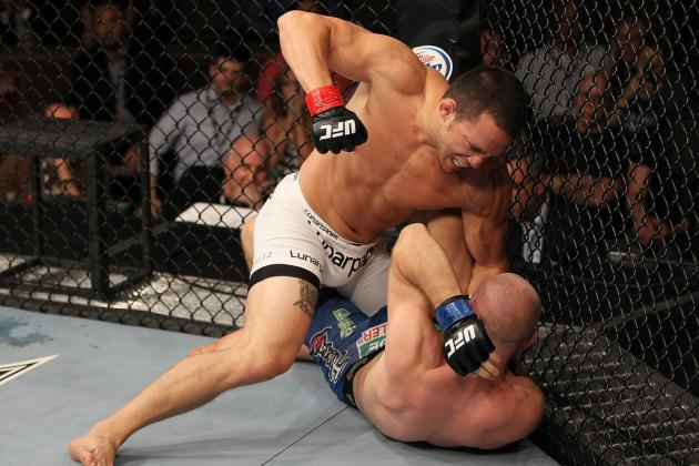 TUF Live Finale: Has the Jake Ellenberger Hype Train Been Derailed?