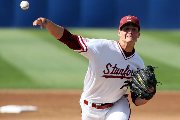 MLB Draft 2012: Did Stanford's Mark Appel Lock Up the Top Spot Friday?