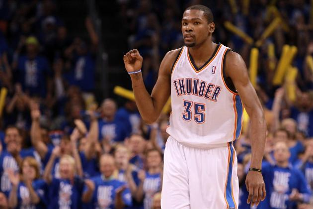 Kevin Durant Will Go Off: Bold Predictions for Game 4, Spurs vs. Thunder