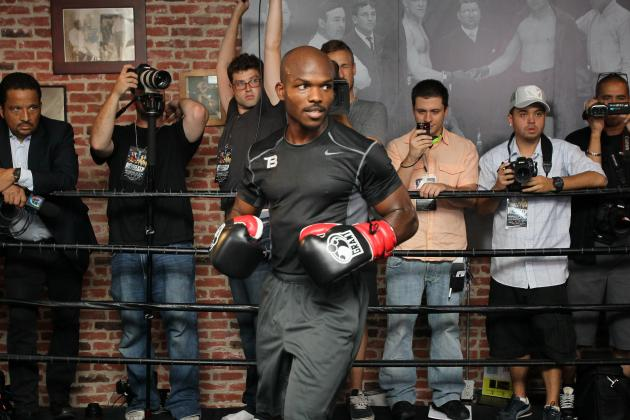 Pacquiao vs. Bradley: Tim Bradley and the Top 6 Unbeaten Fighters in the World
