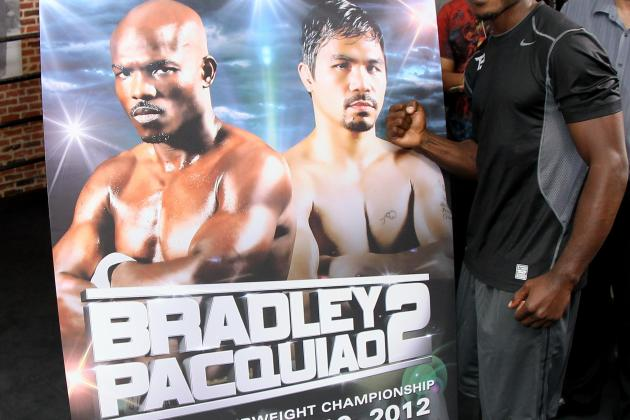 Pacquiao vs. Bradley: Bradley Is Being Cocky Only to Hype the Fight