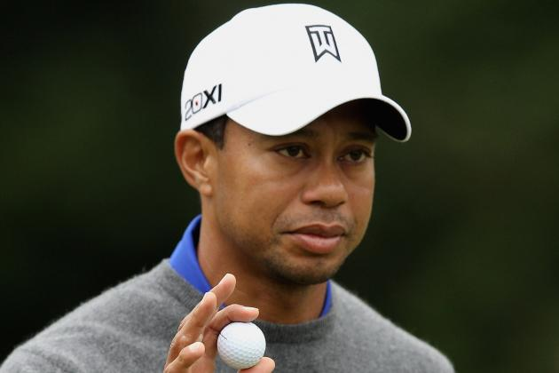Memorial Tournament 2012: Tiger Woods and Stars Sure to Plummet This Weekend