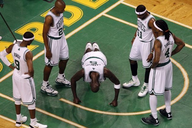 NBA Playoffs 2012: The Boston Celtics Outlift the Miami Heat in Game 3