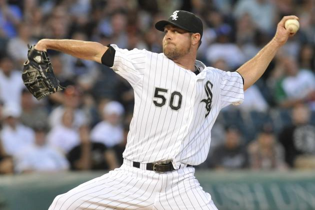 Chicago White Sox: No Need to Rush John Danks or Brent Morel to Action
