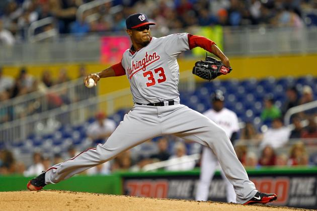 Report: Yankees and Nationals Were in Discussions Regarding a Starting Pitcher
