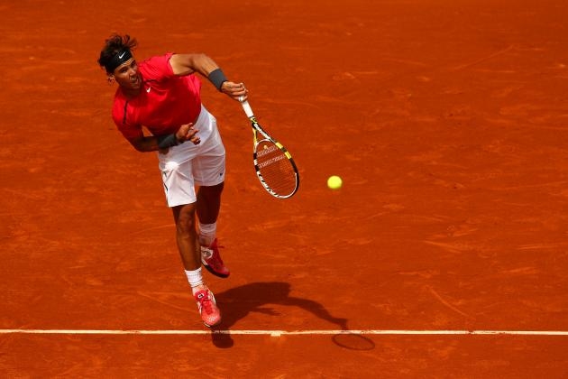 French Open 2012: Rafael Nadal Is Surefire Favorite to Win Title