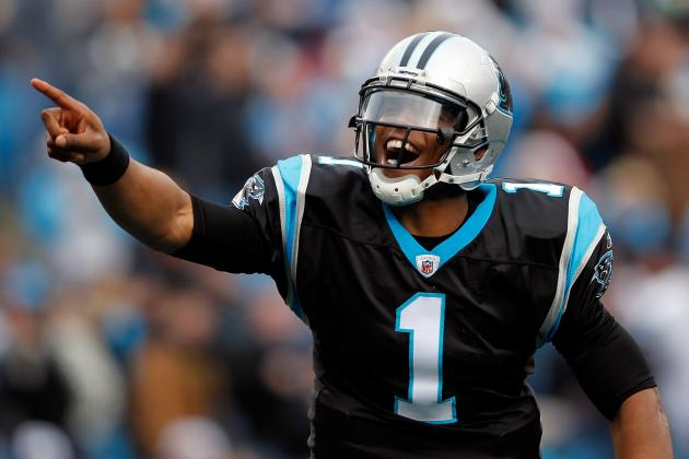 Cam Newton: Will the Panthers' Star Signal-Caller Be a Top-3 QB in 2012?