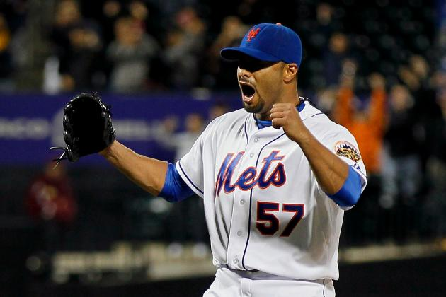 Johan Santana, Exceeding Expectations and the 2012 New York Mets