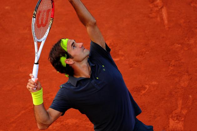 Roger Federer: FedEx Will Continue to Deliver at 2012 French Open