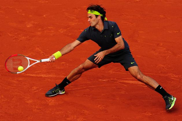 French Open 2012 Schedule: 4th-Round Matchups Tennis Fans Can't Miss
