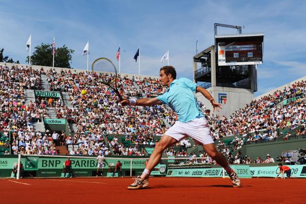 French Open 2012: TV Schedule