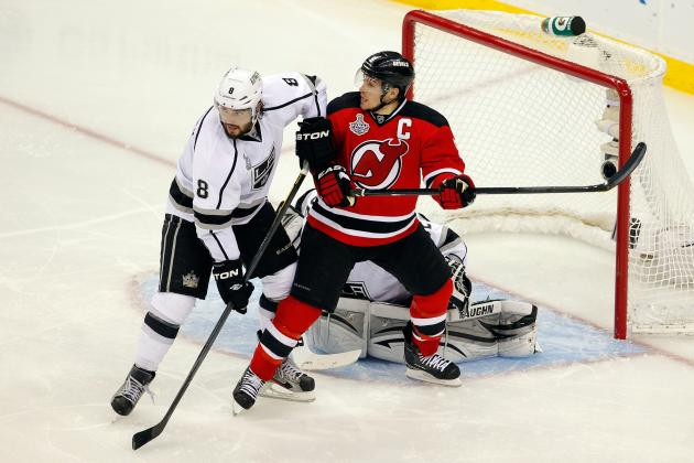 Stanley Cup Finals Schedule 2012: Players to Watch in Game 2