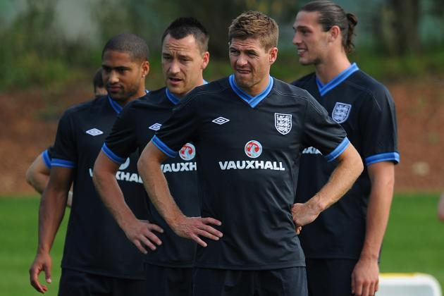 England Euro 12: Lower Expectations Will Allow for Greater Success