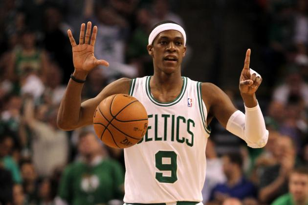 Where Does Rajon Rondo Rank Among the Boston Celtics All-Time Great Point Guards
