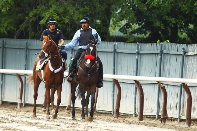 Belmont Stakes 2012: 3 Posts That Could Produce Surprise Winners