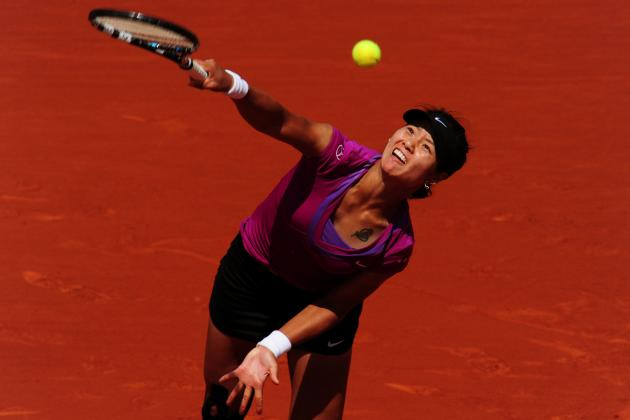 French Open 2012: Top Contenders Left in Women's Bracket