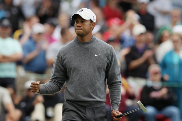 Memorial Tournament 2012 TV Coverage: Tiger Woods Is Must-See TV