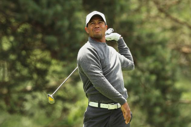 Tiger Woods and Stars Who'll Make Run at Victory Sunday at Memorial