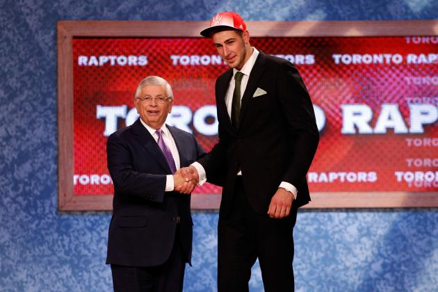 NBA Draft 2012: Why the Toronto Raptors Do Not Need a Top-5 Pick This Year
