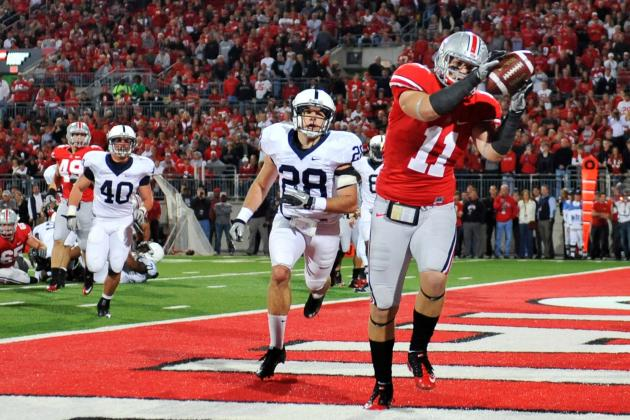 Ohio State Football Breaking News: Buckeyes TE Jake Stoneburner Arrested