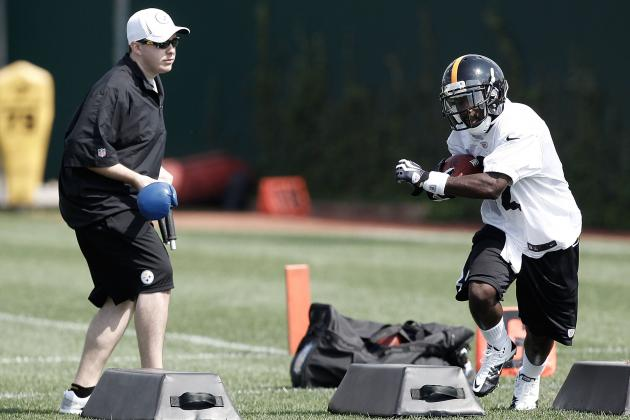 Steelers Rookie Chris Rainey Looks to Have Impact on Offense in 2012