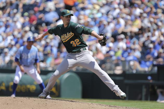Oakland A's Bats Bust out as They Crown the Royals 9-3