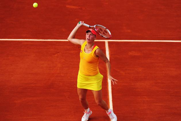 Caroline Wozniacki: Trendy Favorite's Loss at French Open a 'Disgrace'