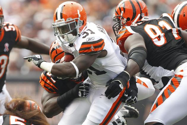 Cleveland Browns Roster 2012: Why Montario Hardesty Is Expendable