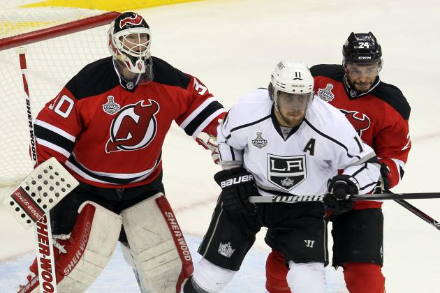 Stanley Cup Finals Schedule 2012: L.A. Kings Will Steal Another in New Jersey