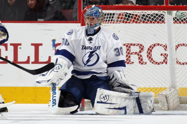 NHL Free Agents 2012: Tampa Bay Lightning Need More Than a Goalie This Offseason