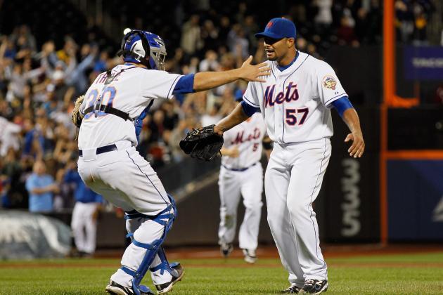 Santana to His Mets Teammates: