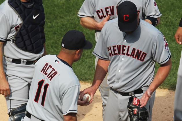 Cleveland Indians: Tribe Starters Continue to Stumble out of the Gate