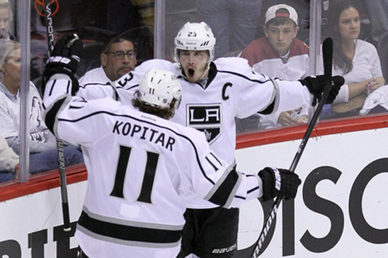 Stanley Cup Finals 2012: Watch Jeff Carter's Overtime-Winning Goal in Game 2