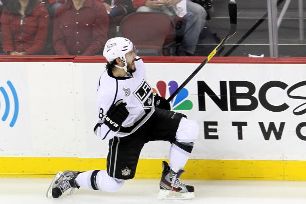 Stanley Cup Finals 2012: L.A. Kings' Drew Doughty Proving His Doubters Wrong