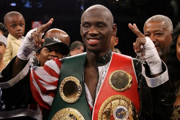 Antonio Tarver vs. Lateef Kayode: Lackluster IBO Title Fight Ends in a Draw