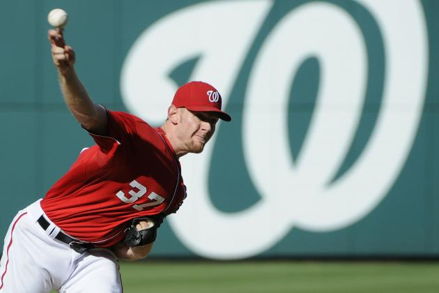 Why Stephen Strasburg Has to Pitch All Season for Nationals to Win NL East