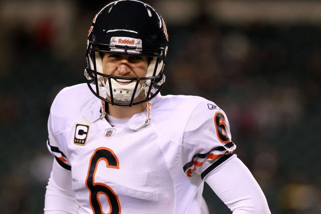 What To Expect as Jay Cutler, Peyton Manning and Matt Schaub Return from Injury