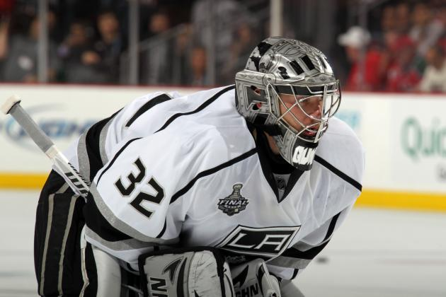 Stanley Cup Finals 2012: Why Jonathan Quick Is a Lock to Win the Conn Smythe