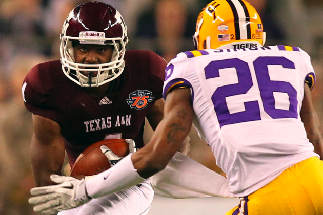 Texas A&M Football: LSU Has the Potential to Replace Texas as Aggies' Main Rival