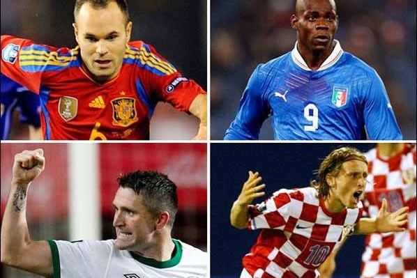 Euro 2012: Group C Preview: Croatia, Rep. of Ireland, Italy, Spain