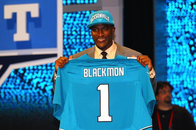 Justin Blackmon Arrested: Second DUI Arrest Raises Red Flags for Rookie WR