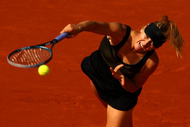 French Open: Maria Sharapova's Hot Start Bodes Well for Olympic Gold-Medal Hopes