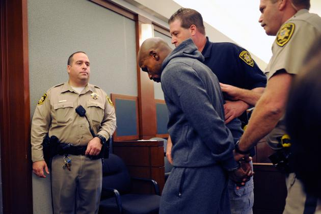Floyd Mayweather Must Use Time in Jail to Change His Attitude