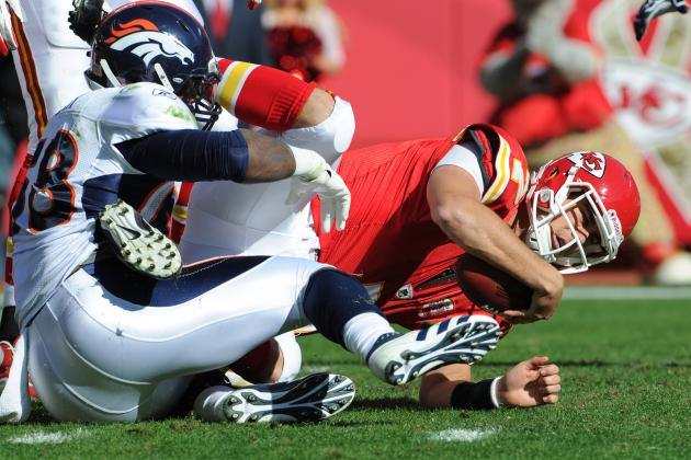 Kansas City Chiefs: Matt Cassel and the Quarterback Conundrum